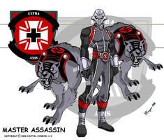Master Assassin by skywarp-2