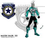Major Valor, III