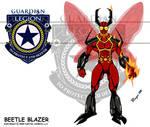 Beetle Blazer Revised, Wings