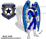 Blue Jaye, Wings