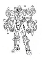 Angel Arms Revised by skywarp-2