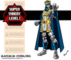 The Maximum Overlord by skywarp-2