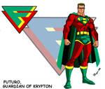 DC Comic's Futuro-C