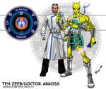 Teh Zeeb-Doctor Argoss