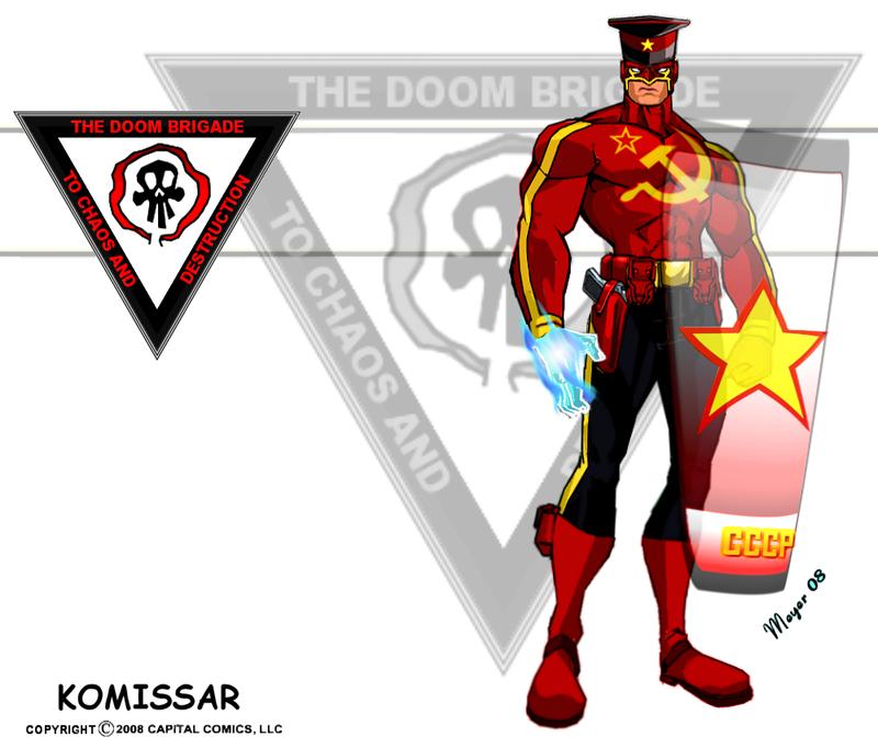 Komissar Regular, Shield by skywarp-2