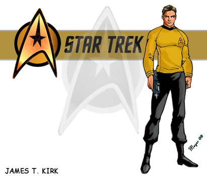 James T. Kirk by skywarp-2