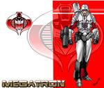 Megatron, Cyborg