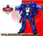 Thundercracker, Face-shield