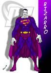 DC Comic's Bizarro