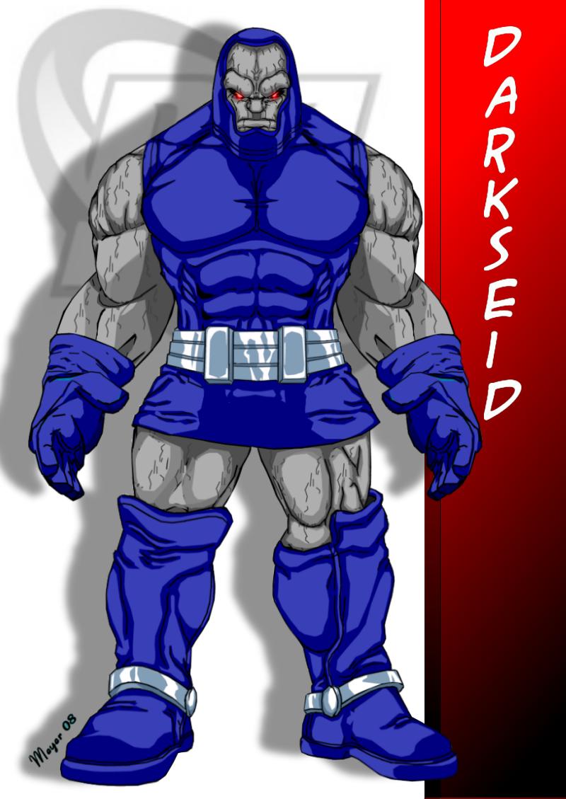 DC Comic's Darkseid by skywarp-2 on DeviantArt