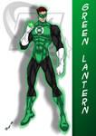 DC Comic's Green Lantern