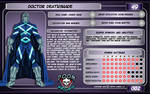 Doctor Deathshade Data File