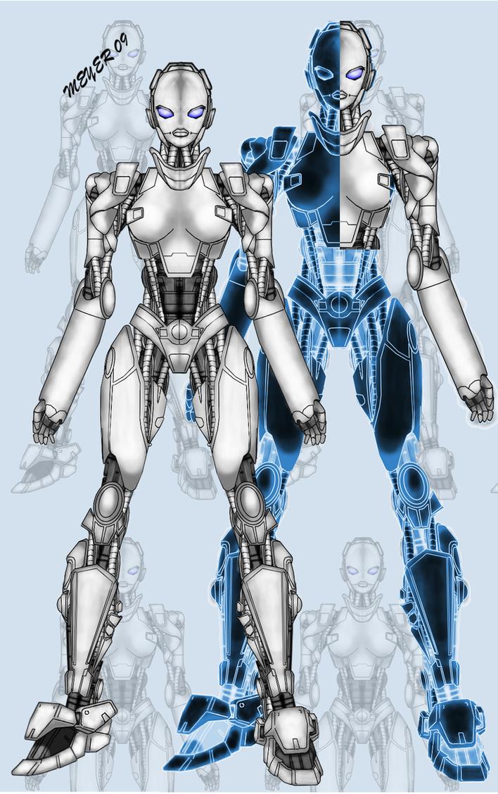 Battle-Bot or Medibot by skywarp-2