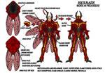 Beetle Blazer-EX, Details...