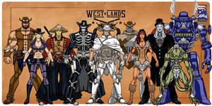 Westlands Characters Group-1