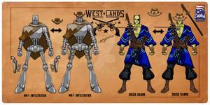 Westlands MK-1 and Shizo