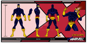 Classic Marvel-Cyclops