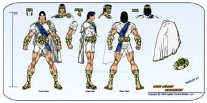 God Wars-Samson