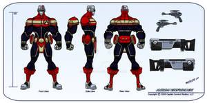 Axiom Enforcer-Classic