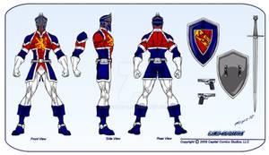 Leo-Sabre British Knight
