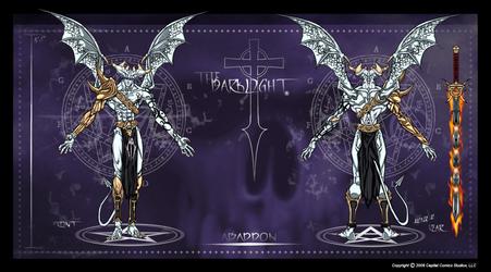 Darklight-Abaddon Demon Mode
