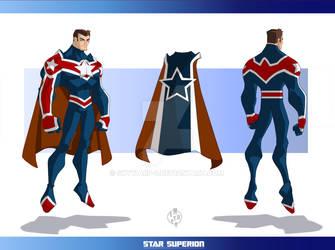 Star Superion-Guzman style