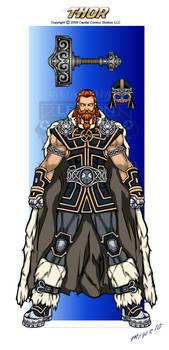 Thor banner variation