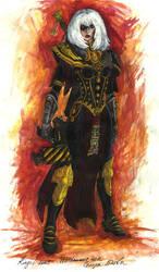 Sister of Battle old by Ringildou