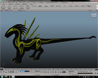 Texturing ( Not done yet! ), Part - 11 by capricorn92
