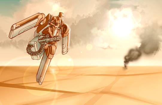Gun Angel: Sky Guardian