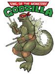 Cowabungodzilla: Teenage Mutant Ninja Kaiju