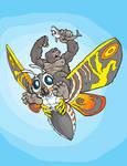 Trifecta: King Kong, Mothra, and Jaws