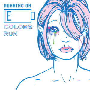 Running on E: Colors Run - Album Cover