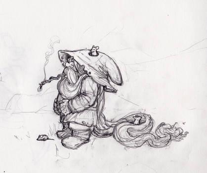 Gnome Skecth