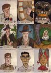 Indiana Jones Masterpiece - 21