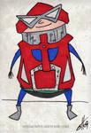 Mekaneck Sketchcard