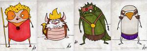 Thundercats Lineup 2