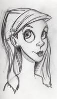 Pencil Girl