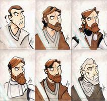 Obi Wans by scottzirkel
