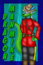 Personal - Vancoufur 2012 - Mike as a Mountie by Dragonmanmike