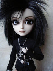 The doll of bill kaulitz by Kissumi
