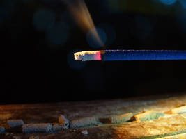 Stick of Prayer by zephyrofgod