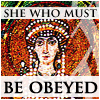 She Who Must Be Obeyed Icon by zephyrofgod