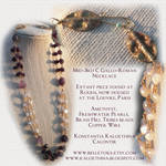 3rd C. Gallo-Roman Necklace Recreation