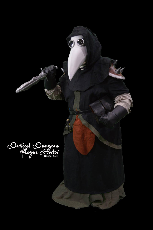 Darkest Dungeon Plague Doctor by zephyrofgod
