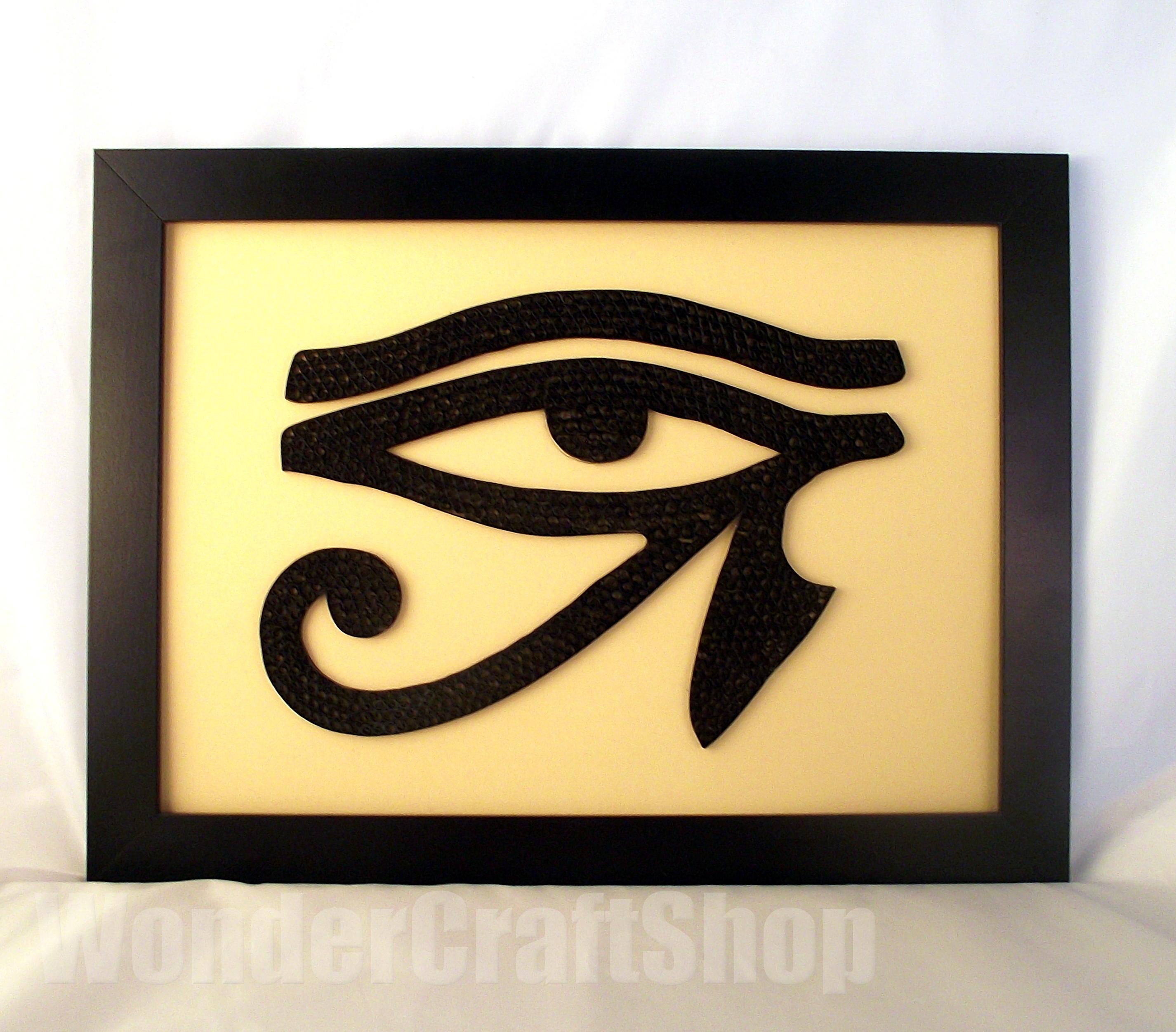 eye of ra vs eye of horus