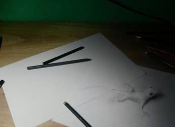 3D by valdiran