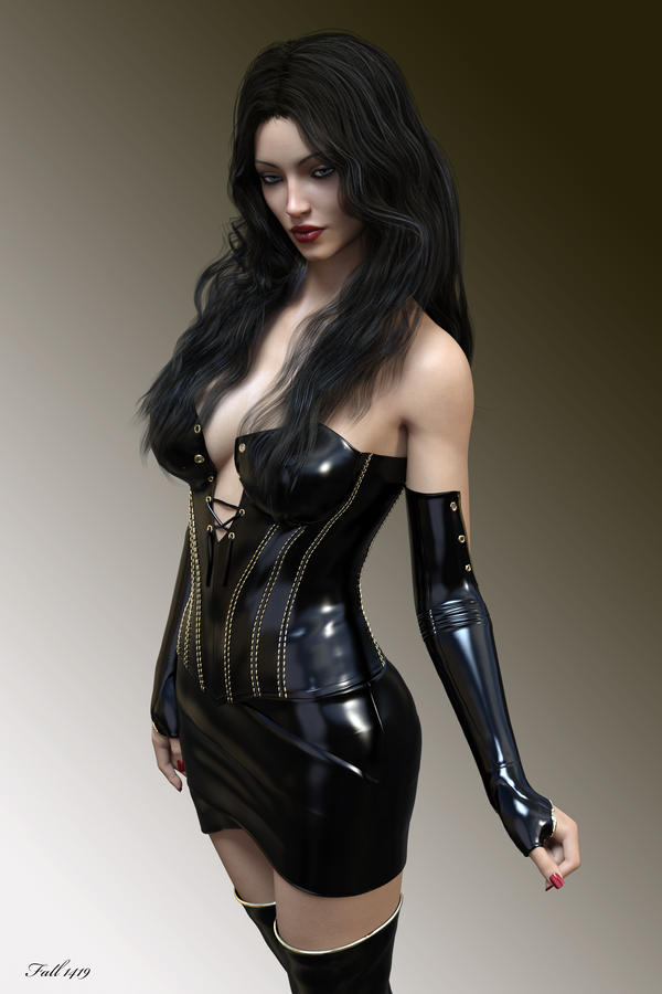 Mistress 26 by fall1419