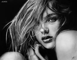 Natalia Vodianova by jourixia