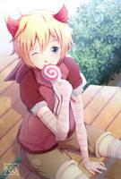 Banto and Sweet Lollipop by neotwenty1